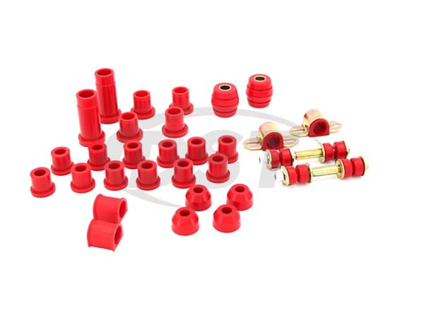 182001 Complete Suspension Bushing Kit - Toyota Pickup 2WD 79-83