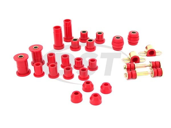 182004 Complete Suspension Bushing Kit - Toyota Pickup 2WD 89-94