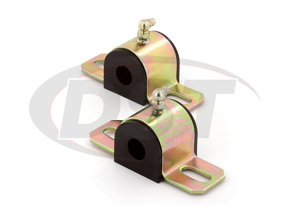 191204 Greaseable Sway Bar Bushings - Type B - 17.46mm (0.68 inch) - 90 Degree Grease Fitting