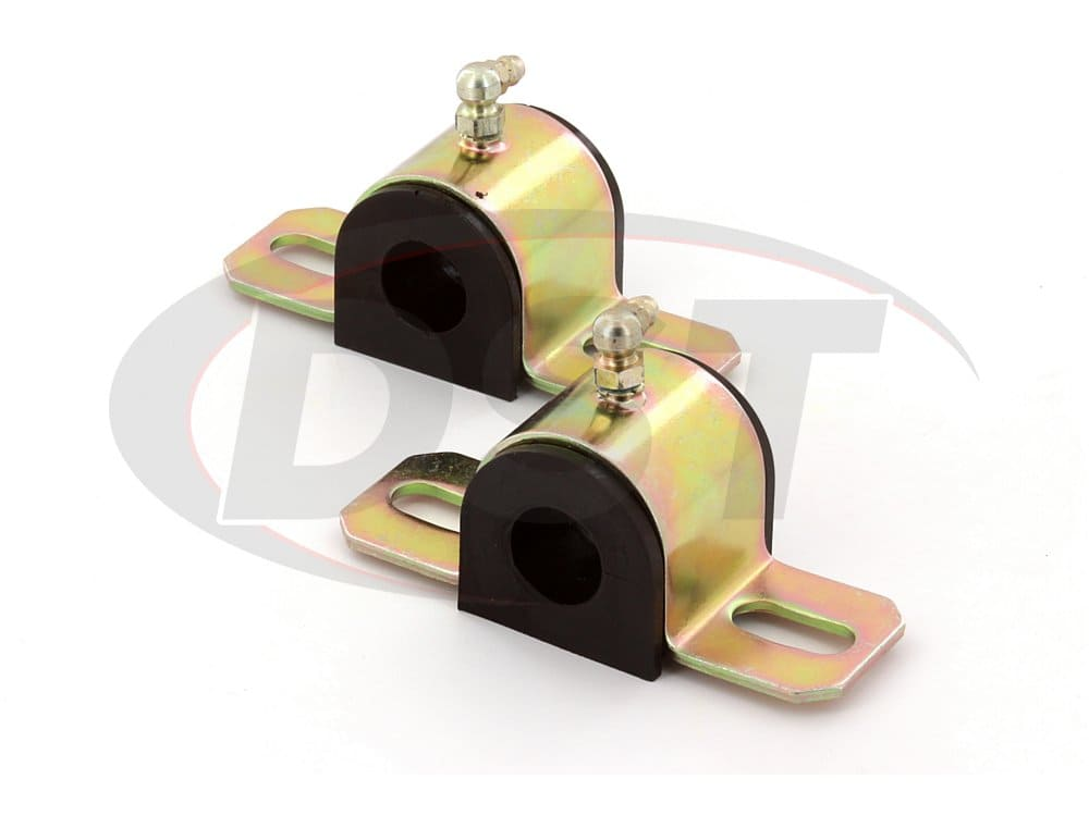 191206 Greaseable Sway Bar Bushings - Type B - 20.63mm (0.81 inch) - 90 Degree Grease Fitting