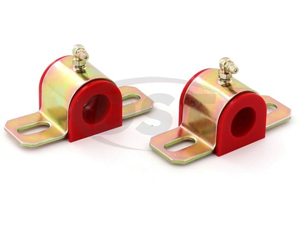 191208 Greaseable Sway Bar Bushings - Type B - 23.81mm ( 0.93 inch) - 90 Degree Grease Fitting