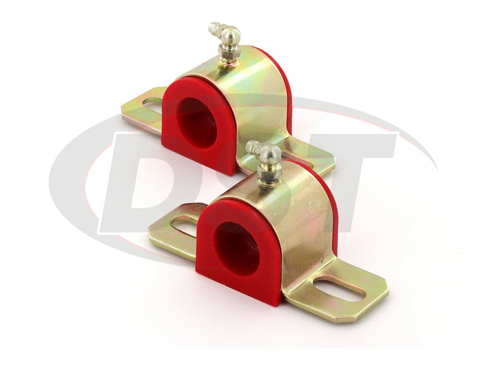 191209 Greaseable Sway Bar Bushings - Type B - 25.40mm (1 Inch) 90 Degree Grease Fitting