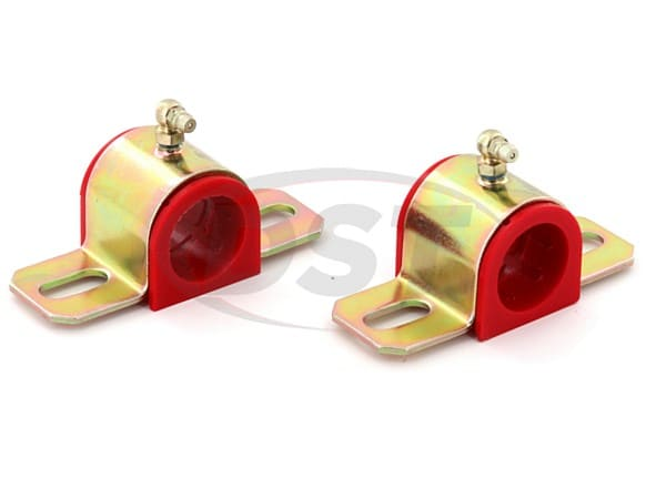 191211 Greaseable Sway Bar Bushings - Type B - 31.75mm (1.25 Inch) - 90 Degree Grease Fitting