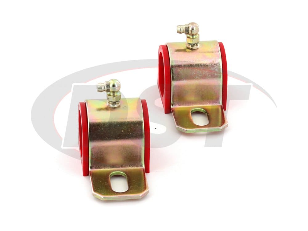 191212 Greaseable Sway Bar Bushings - Type B - 33.27mm (1.31 Inch) - 90 Degree Grease Fitting