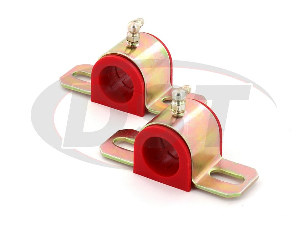 191218 Greaseable Sway Bar Bushings - 30mm (1.18 inch) - 90 Degree Grease Fitting