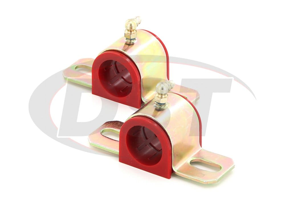 191220 Greaseable Sway Bar Bushings - 32mm (1.22 inch) - 90 Degree Grease Fitting