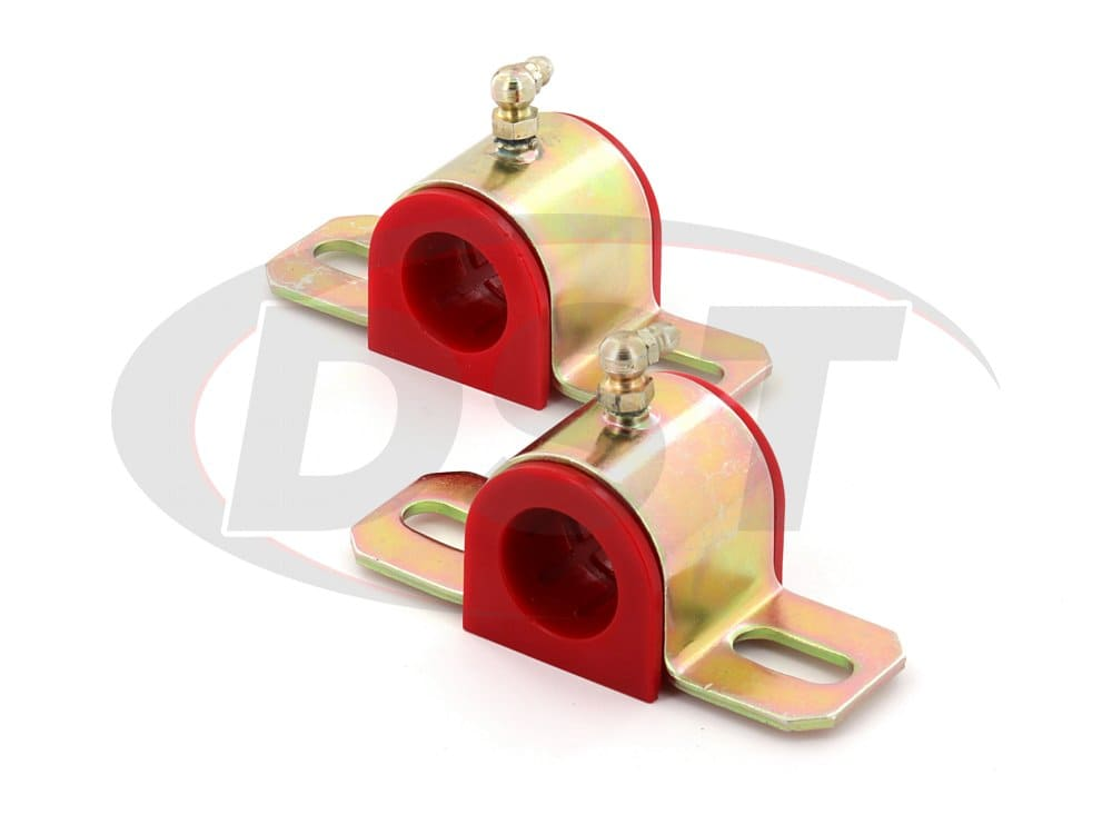 191221 Greaseable Sway Bar Bushings - 26.98mm (1.06 inch) - 90 Degree Grease Fitting