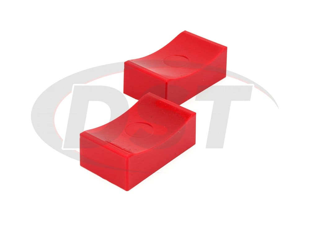 191411 Jack Stand Pads - 2.5 X 4.5 Inch Heads