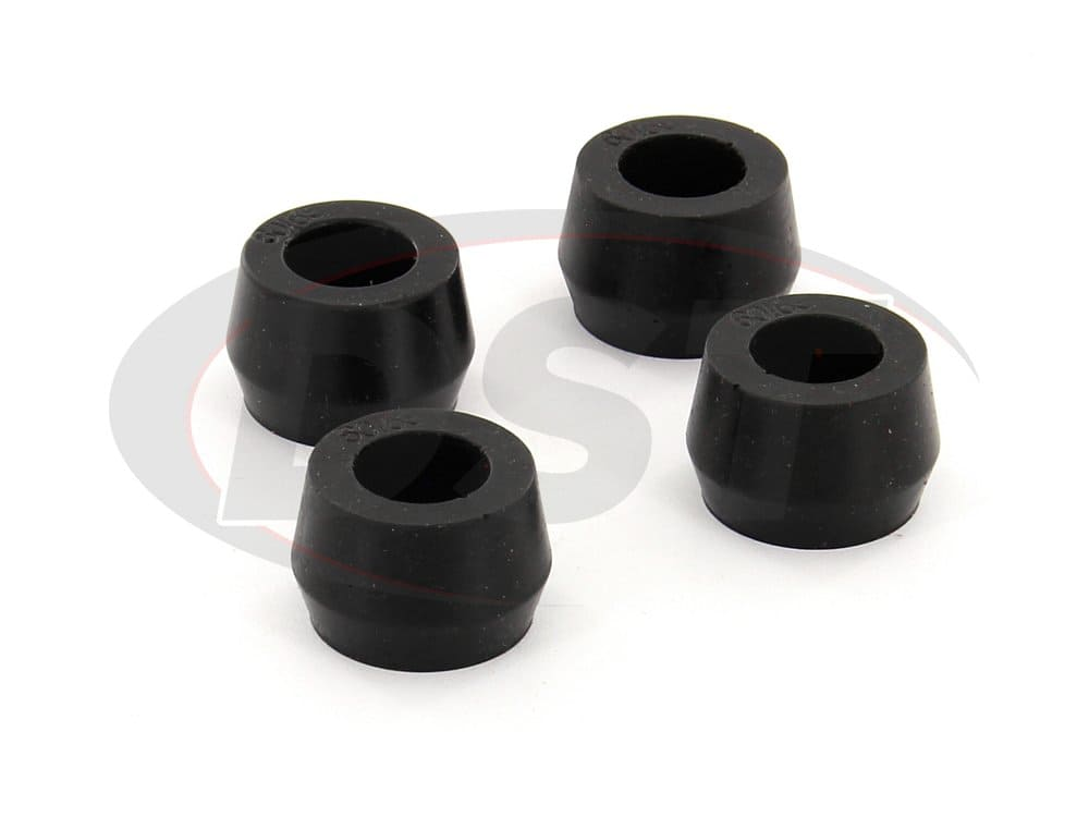 19915 Shock Mount Bushings - Hourglass Small Halves - 5/8 Inch ID