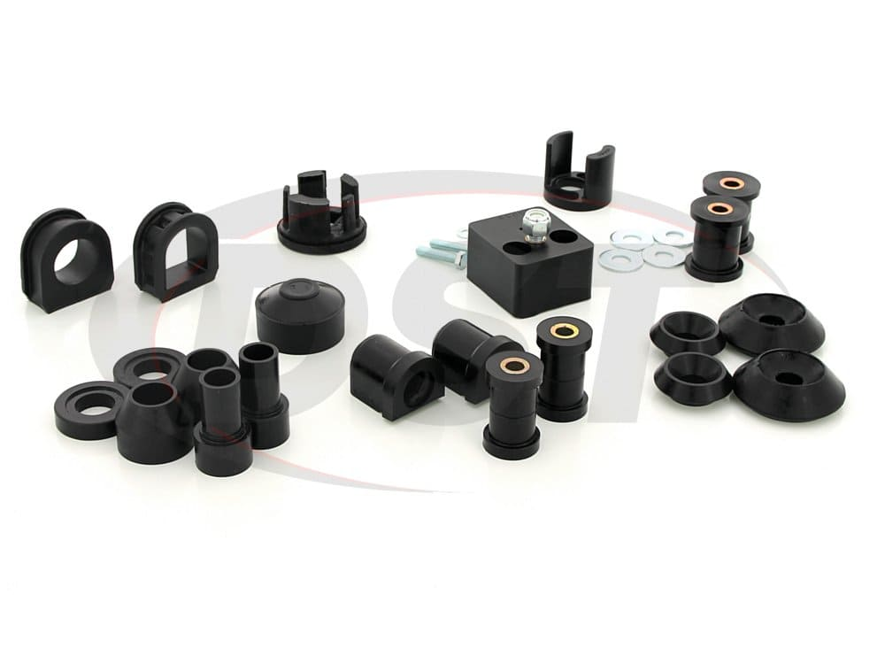 222008 Complete Suspension Bushing Kit - Volkswagen 75-84