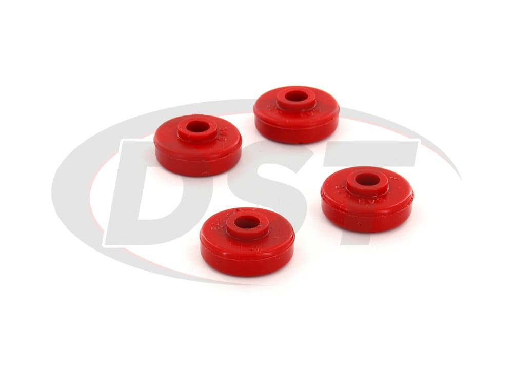 2543001 Rear Shock Bushing Kit - Lower - (DeCarbon)