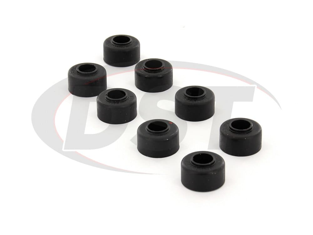 2543006 Front Upper and Lower Shock Bushings