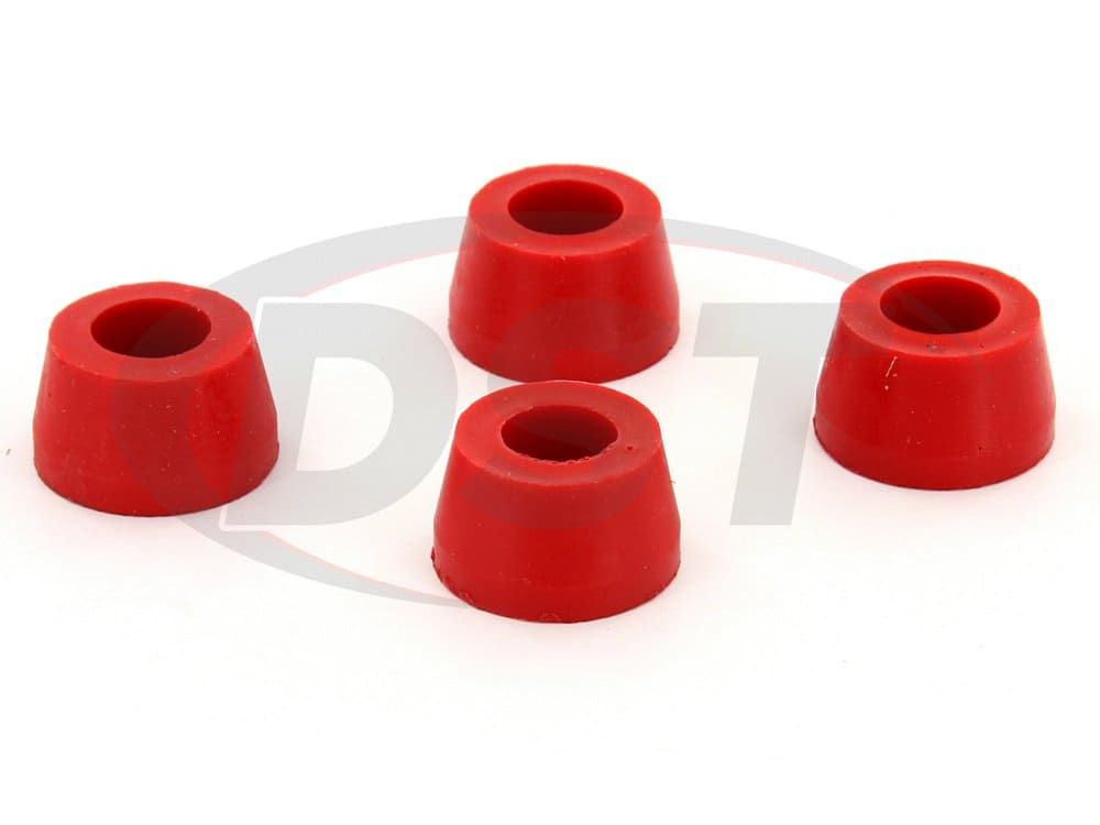 2543022 Rear Shock Bushing Kit - Upper - (DeCarbon)
