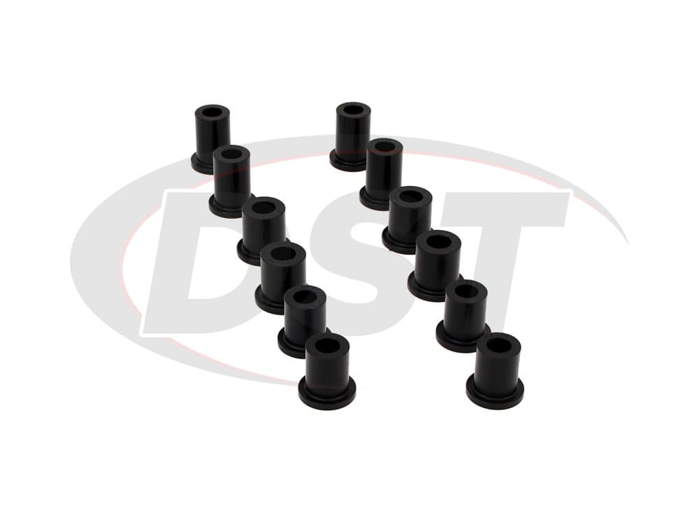 41006 Rear Leaf Spring Eye and Shackle Bushings Kit