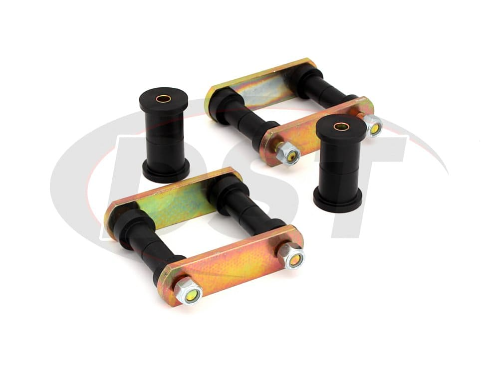 41012 Rear Leaf Spring Bushings and Shackles