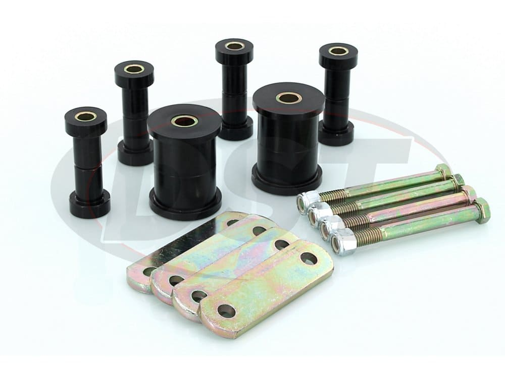 41015 Rear Leaf Spring Bushings and Shackles