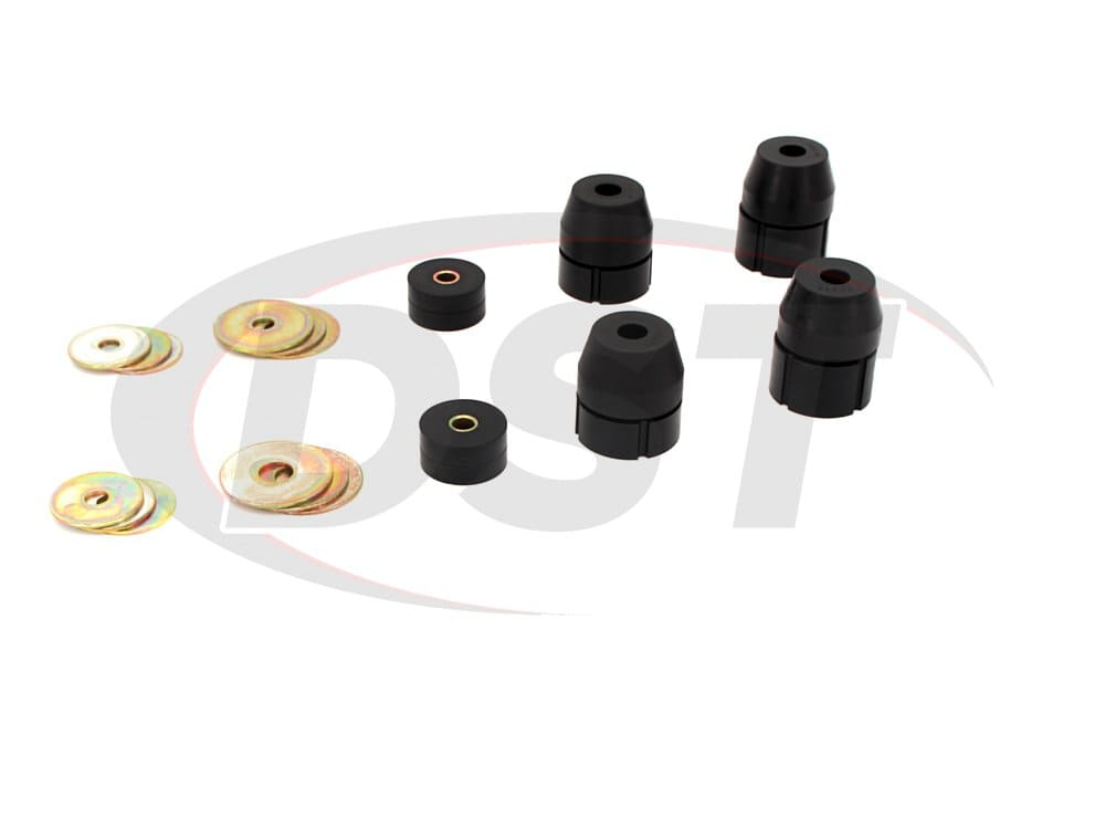 4102 Body Mount Bushings and Radiator Support Bushings