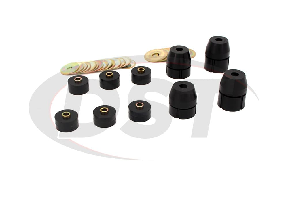 4103 Body Mount Bushings and Radiator Support Bushings