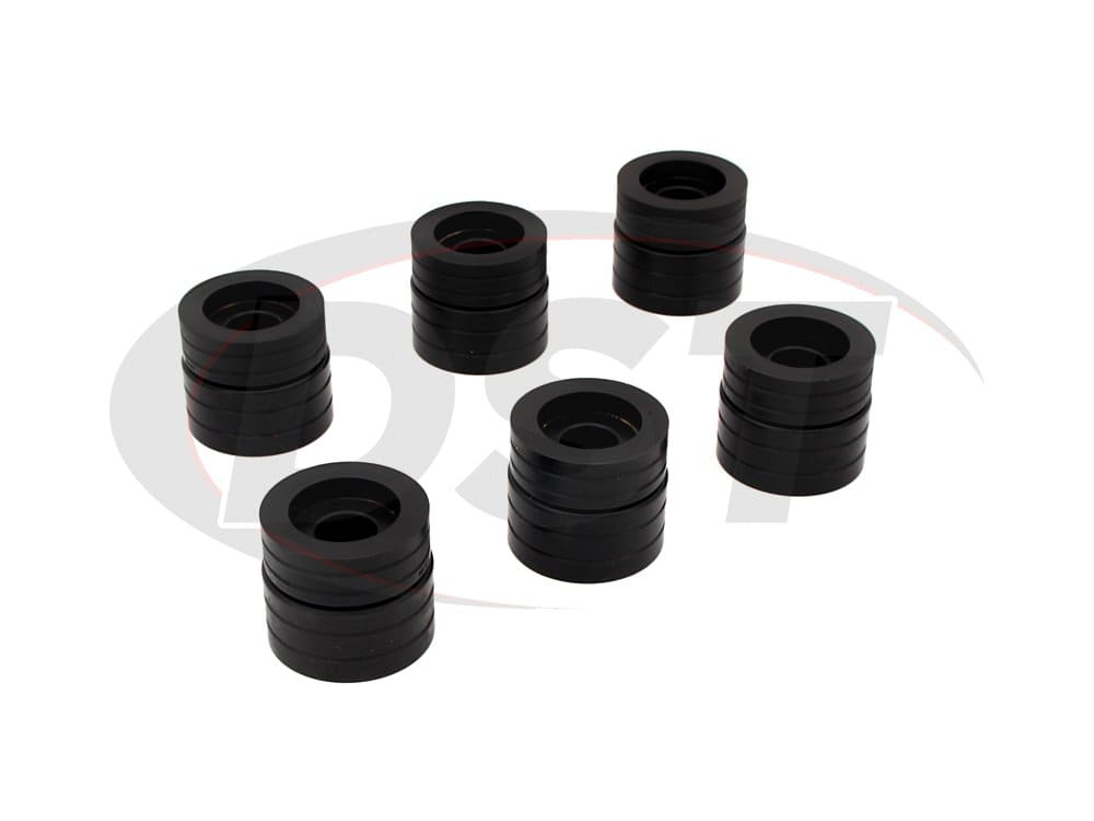 4107 Body Mount Bushings Kit - Standard Cab