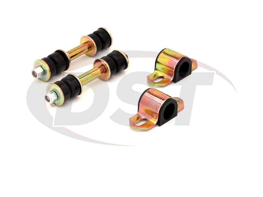 41101 Front Sway Bar Bushings and Endlinks - 22.22mm (7/8 Inch)