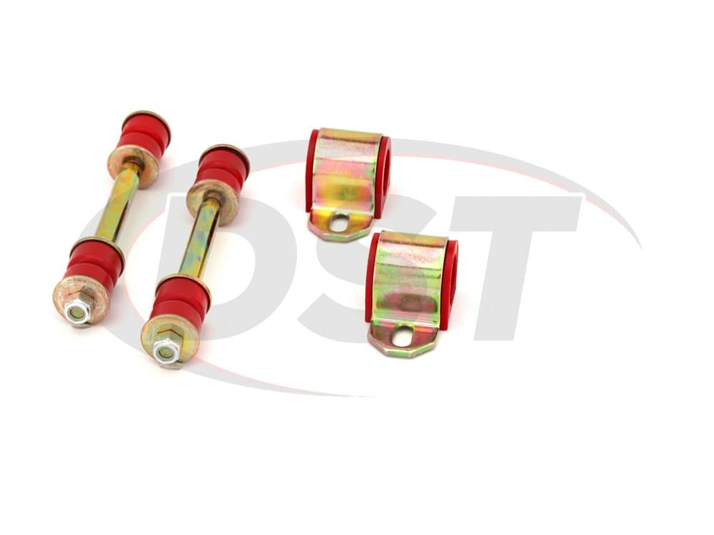 41110 Front Sway Bar Bushings and Endlinks - 28mm (1.10 inch)
