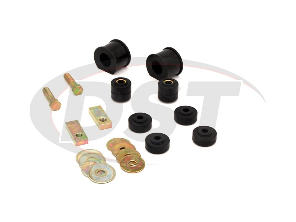 41112 Front Sway Bar and Endlink Bushings - 23.62MM (15/16 Inch)