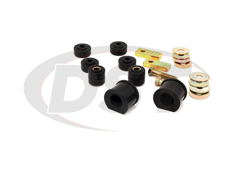 41113 Front Sway Bar and Endlink Bushings - 25.4MM  (1 Inch)