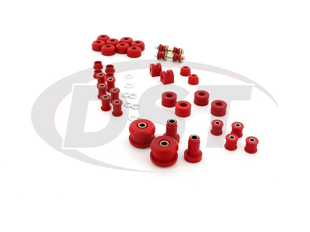 42002 Complete Suspension Bushing Kit - Dodge Neon 95-99 - Sport Package