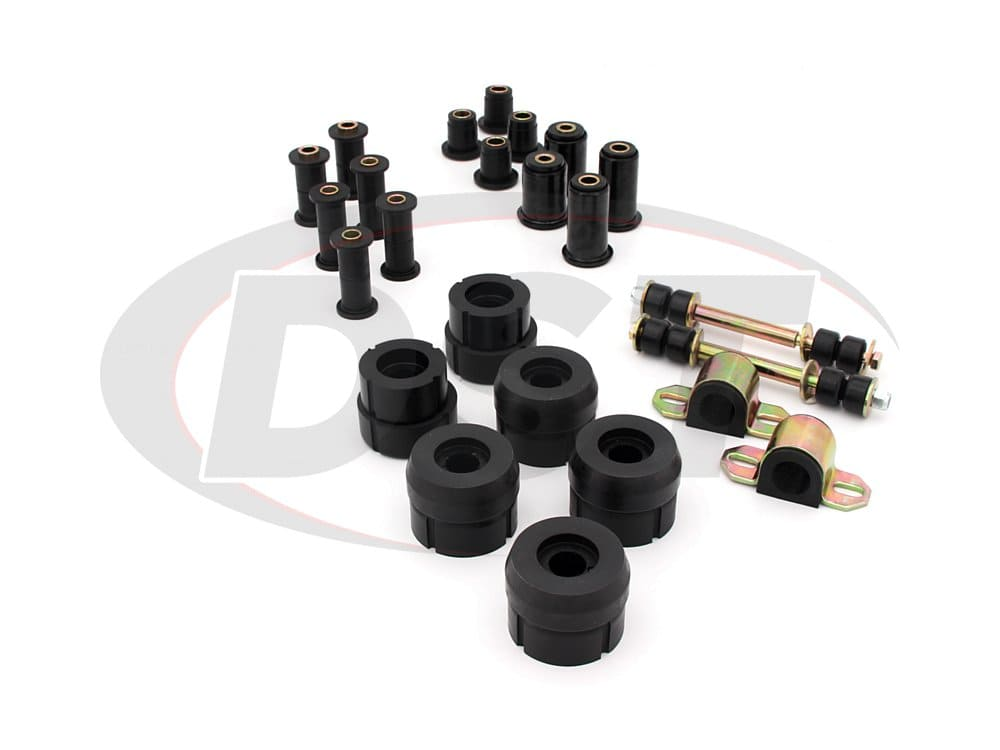 42003 Complete Suspension Bushing Kit - Dodge Dakota 2WD 87-96