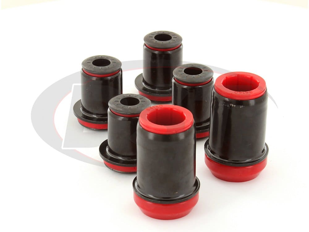 4225 Front Control Arm Bushings with Upper and Lower Outer Shells