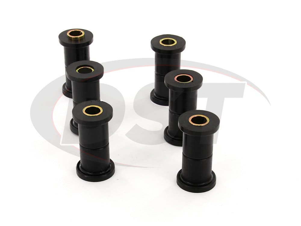 61001 Rear Leaf Spring Eye and Shackle Bushings Kit