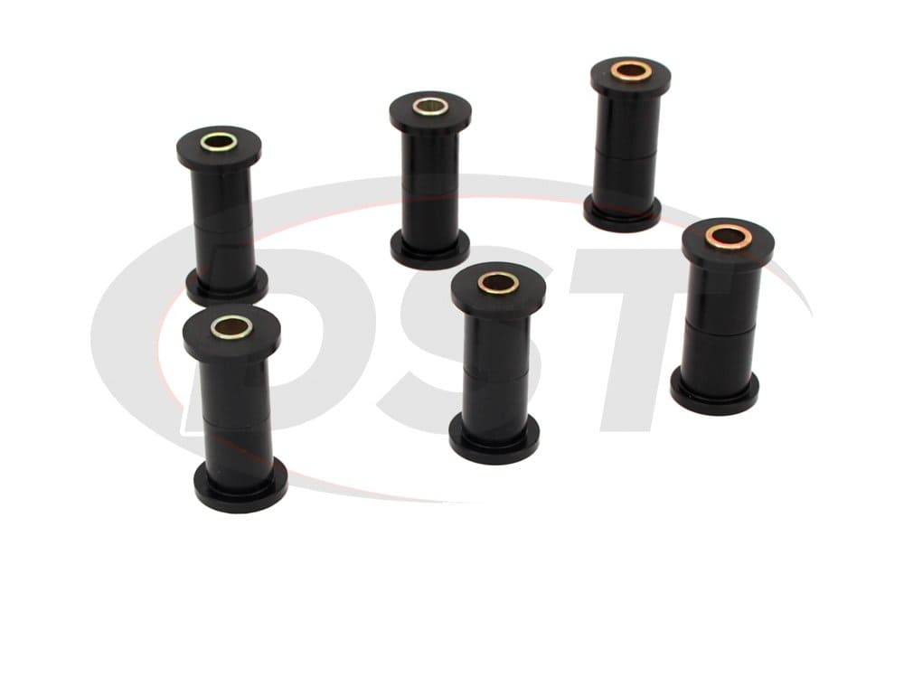 61004 Rear Leaf Spring Bushings - non Crew Cab