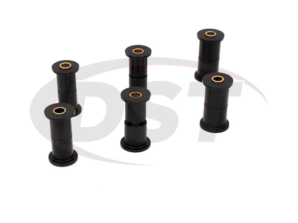 61010 Front Leaf Spring Bushings - 1-1/2 Inch Eye