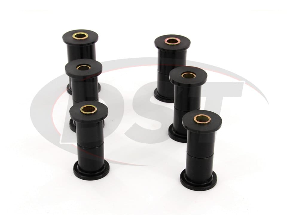 61011 Front Leaf Spring Bushings - non Crew Cab