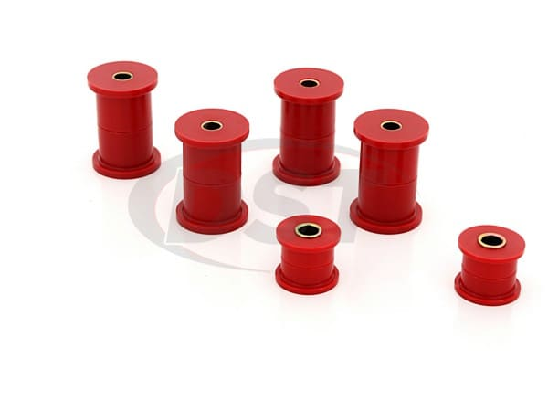 61012 Front Leaf Spring Bushings - 2 Inch Spring Eye