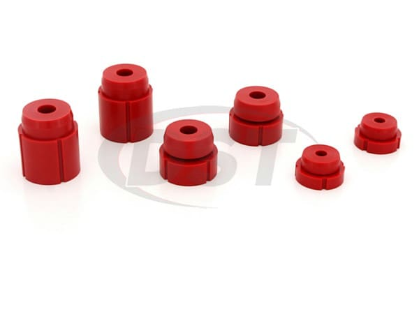 6108 Body Mount Bushings and Radiator Support Bushings