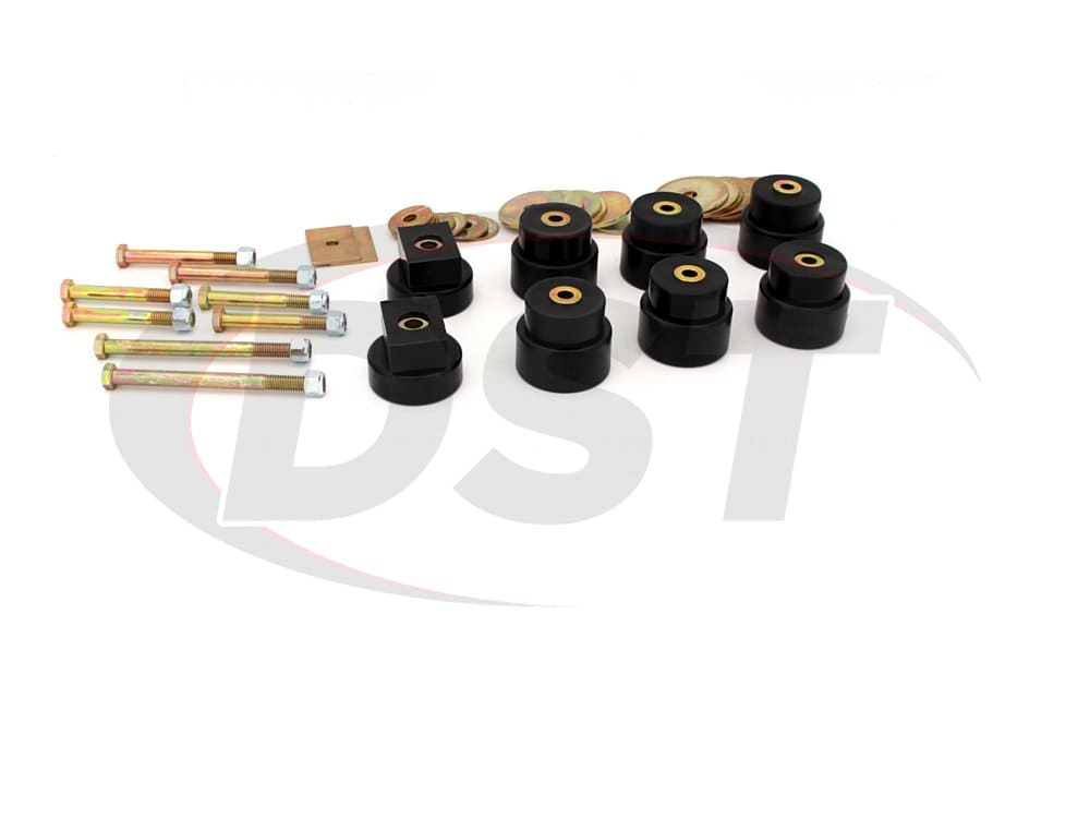 6115 Body Mount Bushings - Standard and Crew Cab