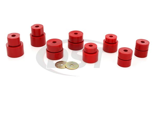 6116 Body Mount Bushings Kit Sport Trac 01-05