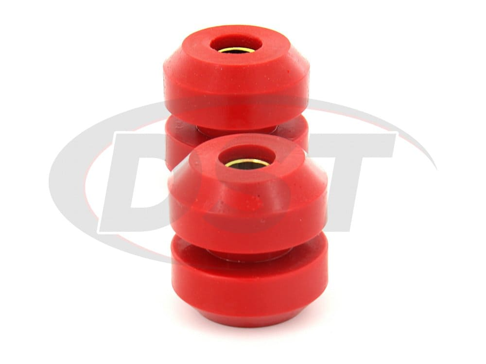 61205 Front Strut Rod Bushings - 2 Piece Design