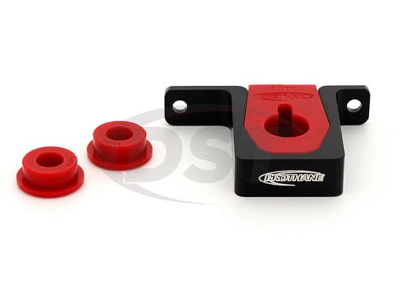 61613 Shifter Bushings with Billet Bracket Kit