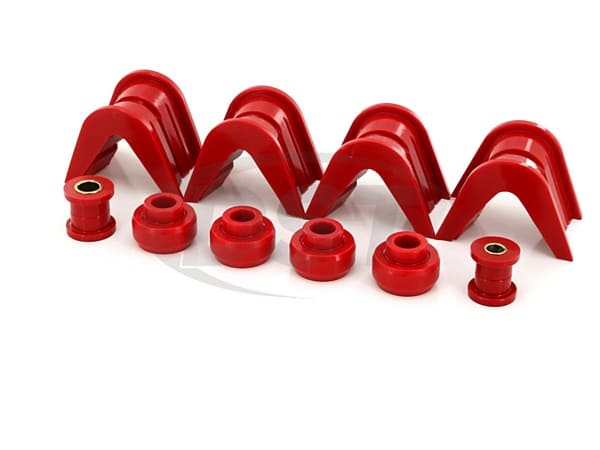 61901 Complete 14-Piece Kit - 2 Degree Offset C Bushings