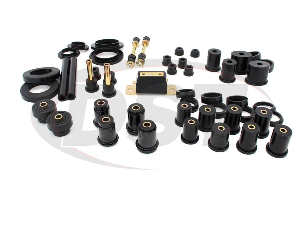 62005 Complete Suspension Bushing Kit - Ford and Mercury Models - V8 Only