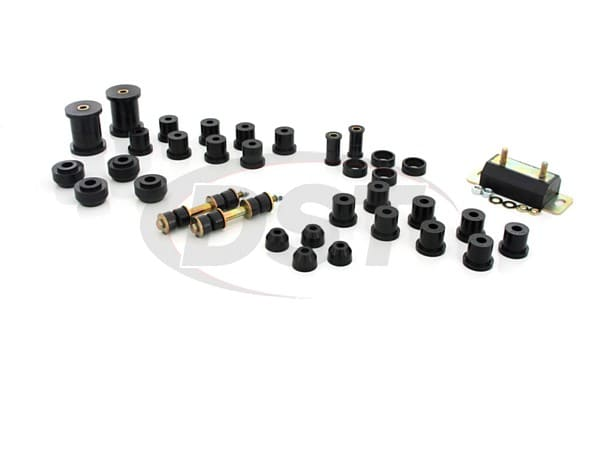 Complete Suspension Bushing Kit - Mustang 65-66 - V8 Only