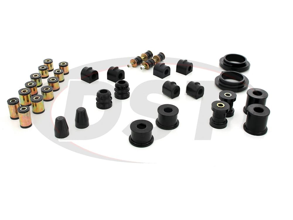 62026 Complete Suspension Bushing Kit - Ford Focus 00-05