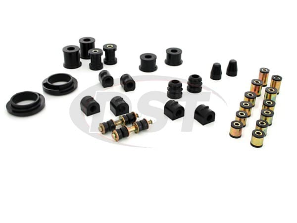 Complete Suspension Bushing Kit - Ford Focus 00-05