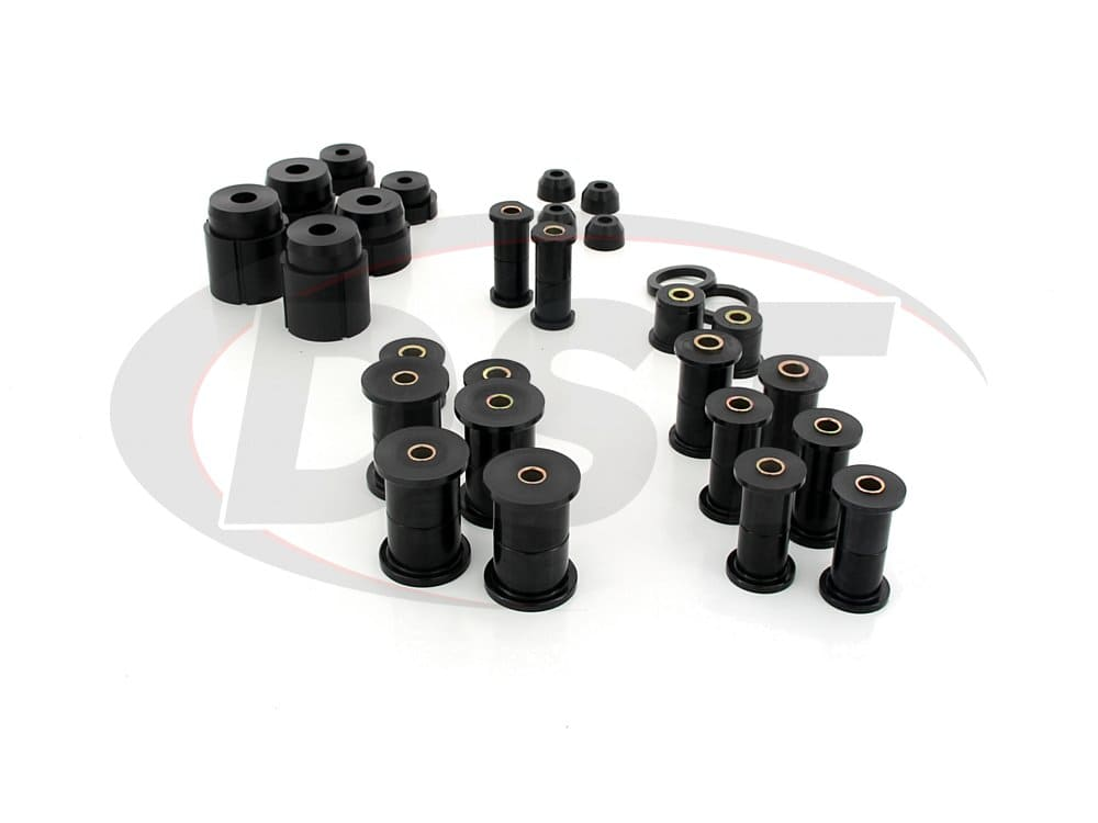 62027 Complete Suspension Bushing Kit - Ford F250 4WD 80-98