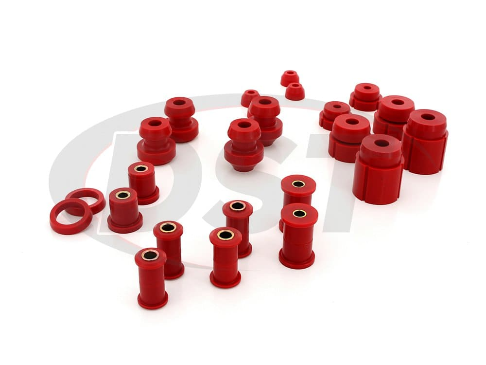 62028 Complete Suspension Bushing Kit - Ford F150 2WD 87-96