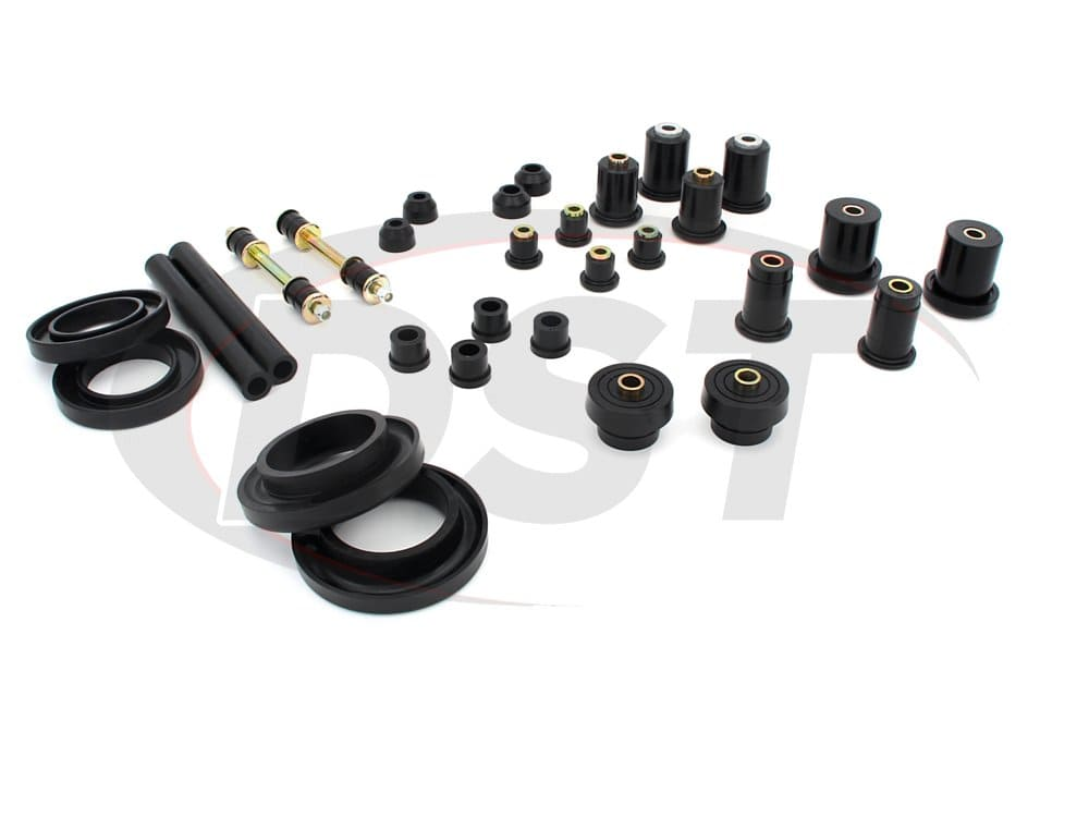 62033 Complete Suspension Bushing Kit - Ford Mustang 99-04 Cobra