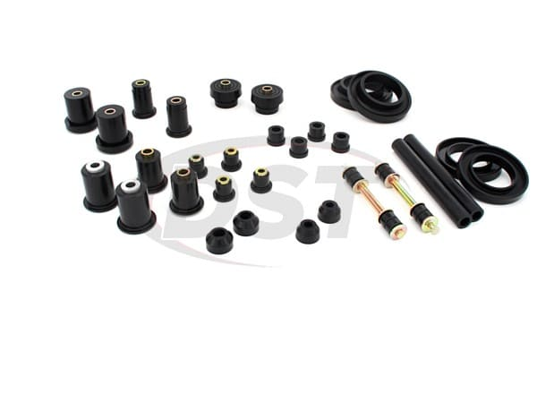 Complete Suspension Bushing Kit - Ford Mustang 99-04 Cobra