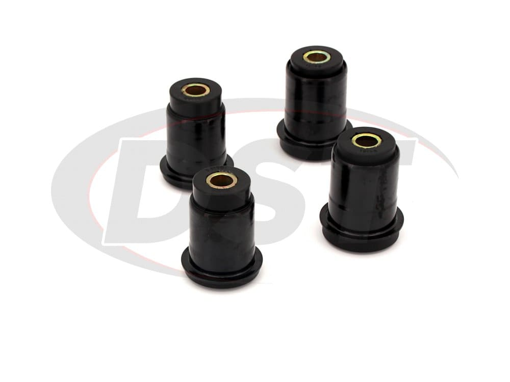 6209 Front Control Arm Bushings - non HD Suspension - Includes Shells